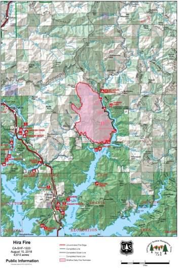 Hirz Fire Map August 15