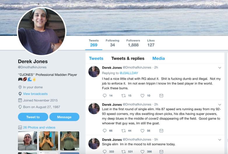David Katz Twitter