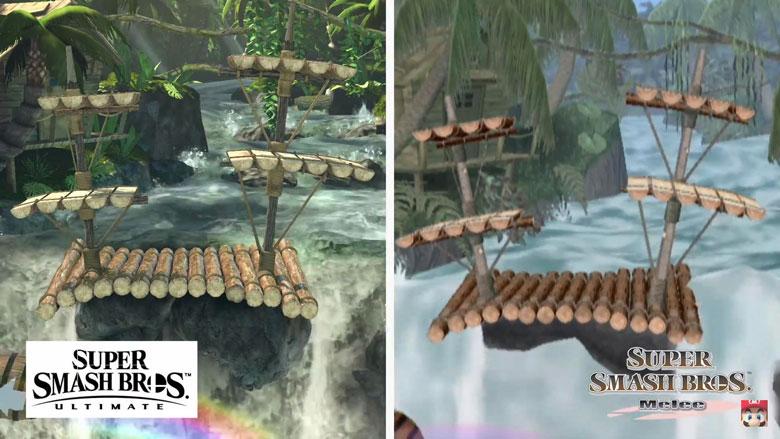 Super Smash Bros Stages