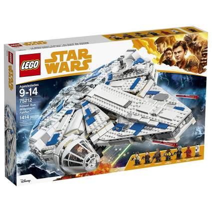 star wars kessel run lego