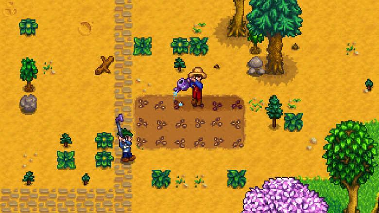 Stardew Valley Console Multiplayer
