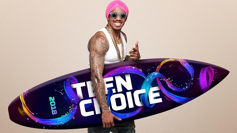 Teen Choice Awards 2018 Channel