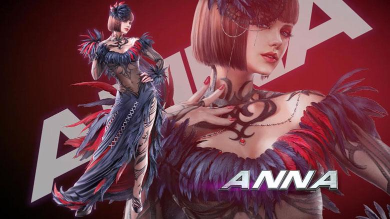 Tekken 7 Anna