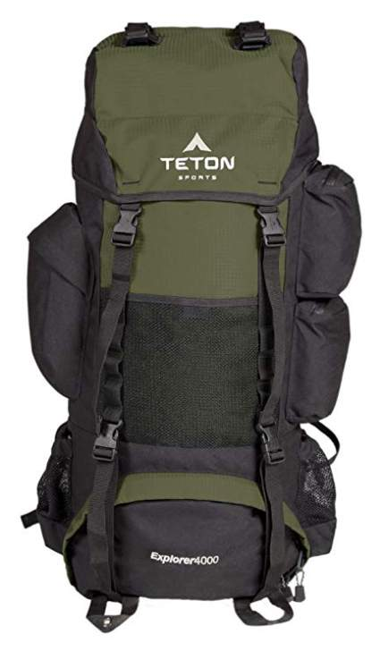 teton sports backpacking backpack
