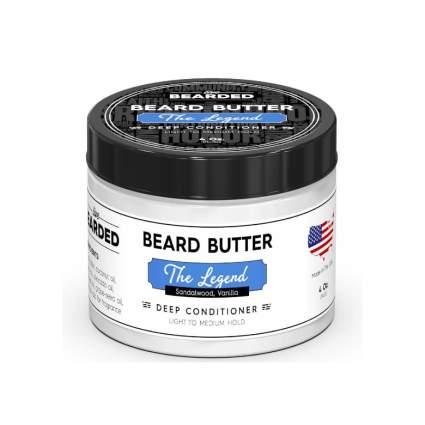 the legend beard butter