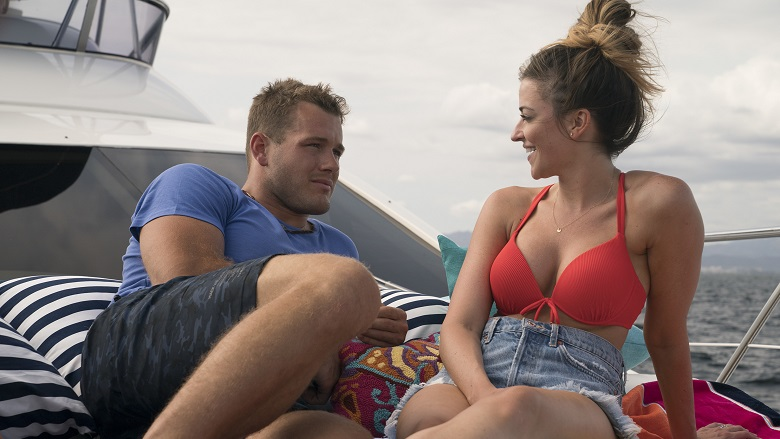 Tia and Colton Bachelor In Paradise