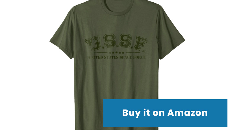 ussf army tshirt