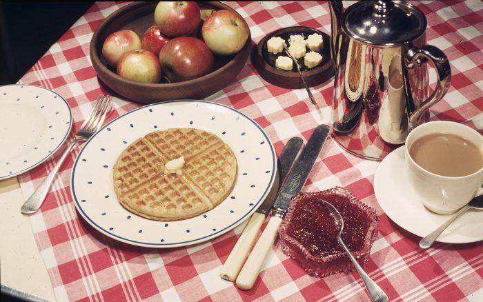 national waffle day 2018