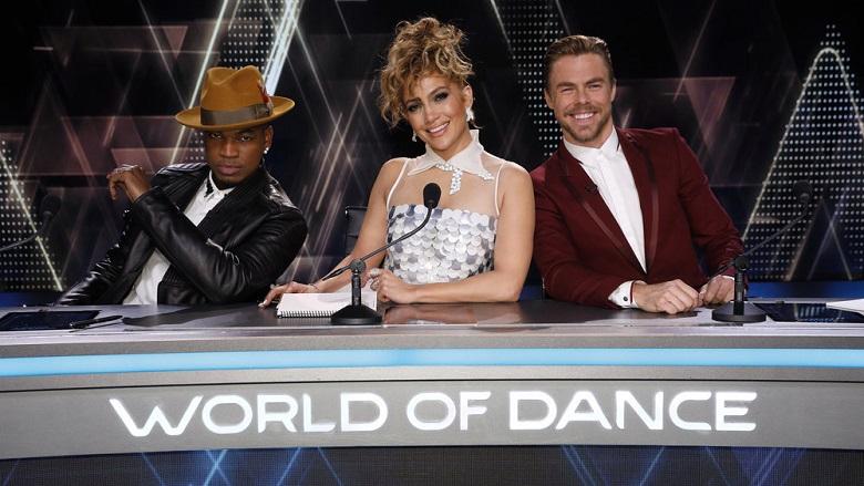 World of Dance New Host