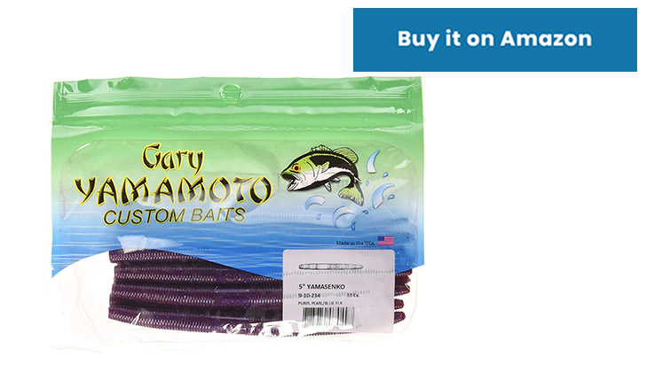 yamamoto rubber worm