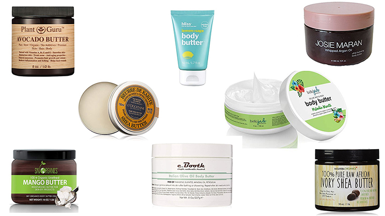 Best organic body butter