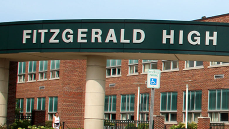 Fitzgerald High School Stabbing
