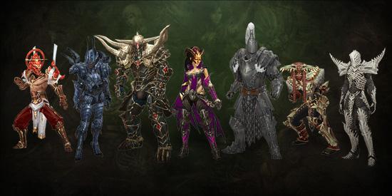 Diablo 3 Season 15 Class Sets
