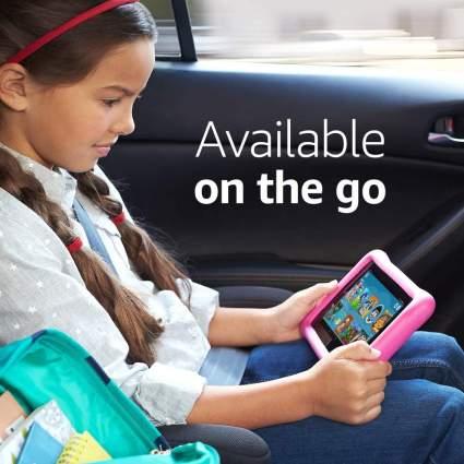 Fire HD 8 Kids Edition Tablet