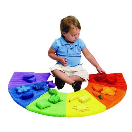 Excellerations Colorful Sorting and Counting Toy