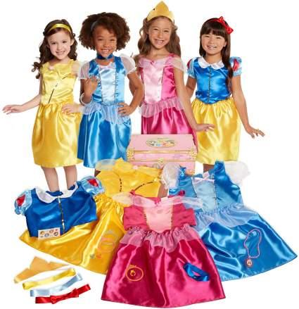 Disney Princess Dress Up Trunk Deluxe