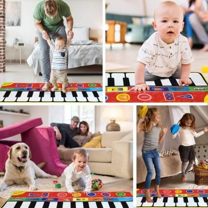 Musical Piano Mat Toy, Kids