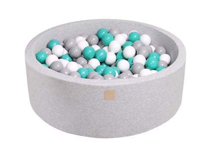 Foam Ball Pit for Toddlers