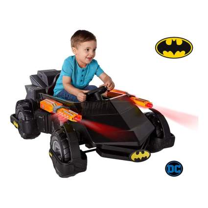 Batmobile Rechargable Ride on Toy for Boys