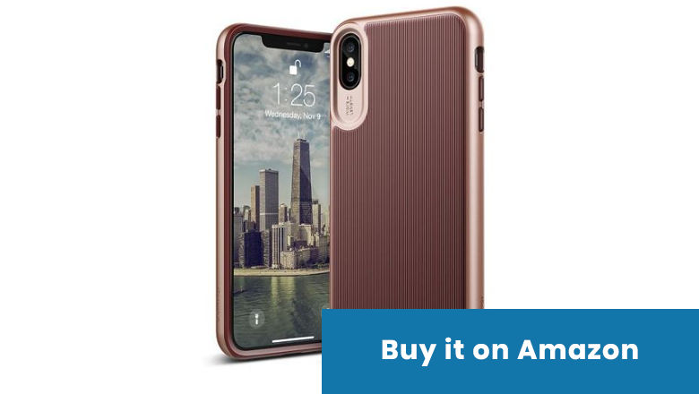 caseology xs max case