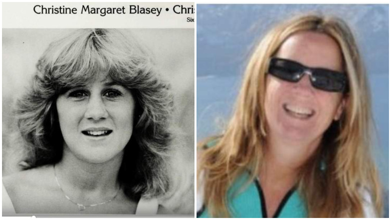 christine blasey ford family