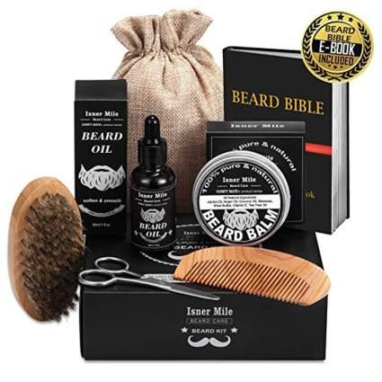 comfy mate beard kit