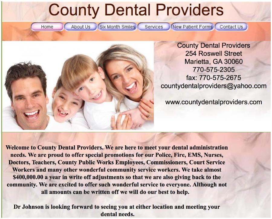 Krista Szewczyk county dental providers