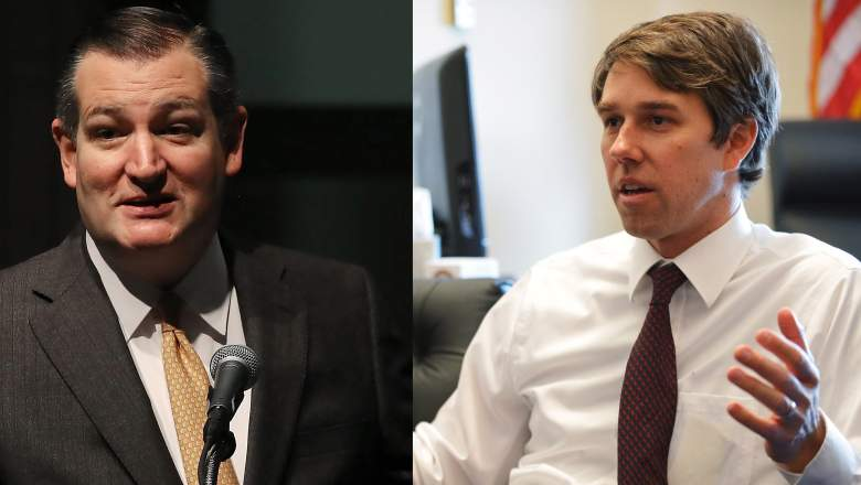 Ted Cruz vs Beto O'Rourke