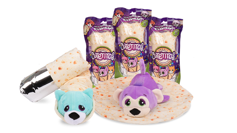 Cutetitos Burrito Plush Toys Revealed By Basic Fun Exclusive Heavy Com Want to discover art related to cutetitos? cutetitos burrito plush toys revealed