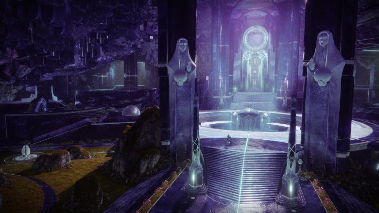 Destiny 2 Forsaken Dreaming City