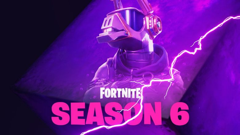 Fortnite DJ Llama Season 6