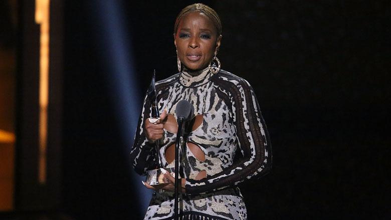 Mary J. Blige Faith Evans Fight