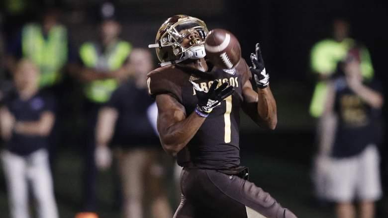 draftkings college football week 2
