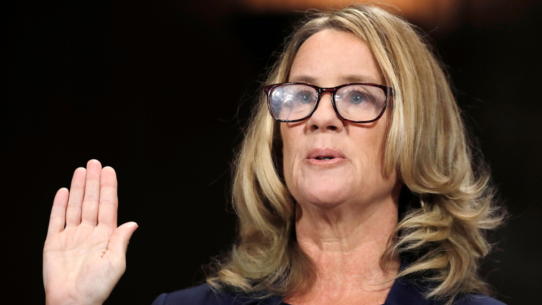Christine Ford rape