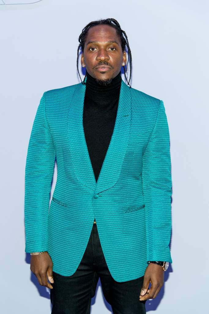 Pusha T Attends 2018 NYFW Tom Ford Men's Arrivals
