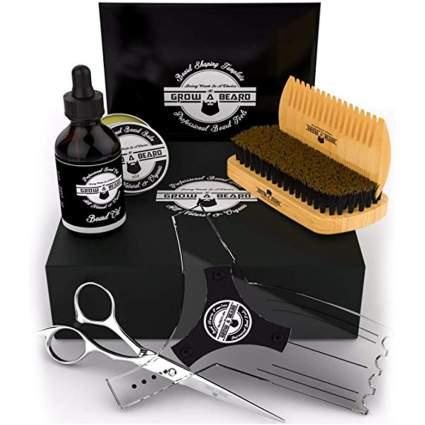 grow a beard beard kit