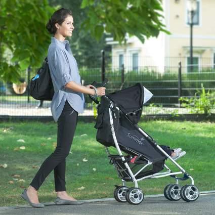 infant travel stroller