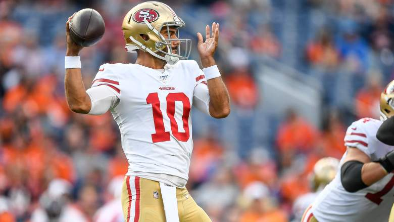 Watch 49ers Games Without Cable
