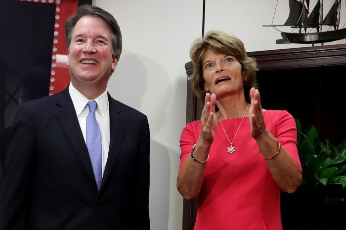 Kavanaugh and Murkowskii
