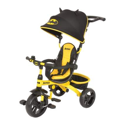 KidsEmbrace 4-in-1 Push and Ride Combination Stroller Tricycle