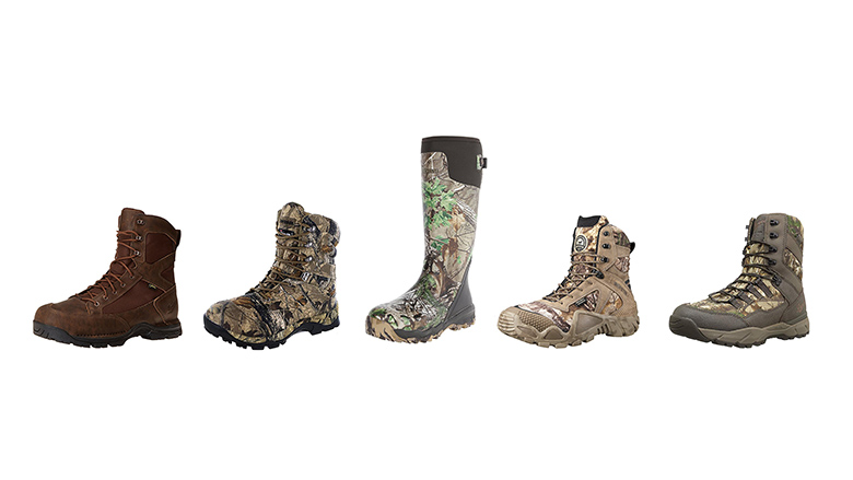 lightweight hunting boots