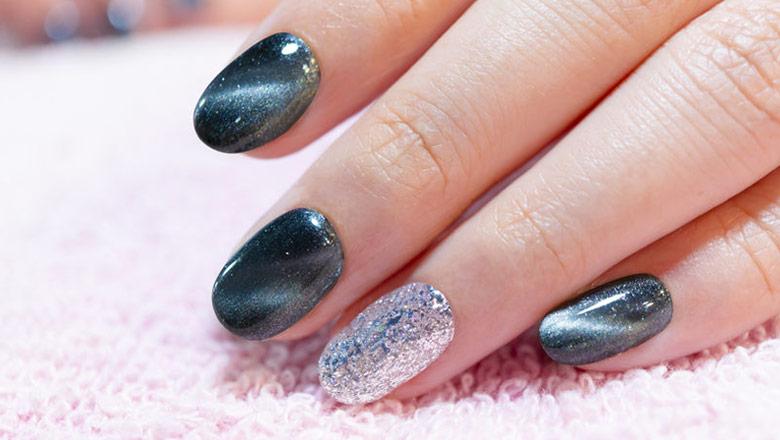 magnetic nail polish