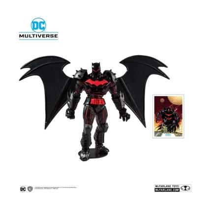 McFarlane Toys DC Multiverse Batman: Hellbat Suit Action Figure