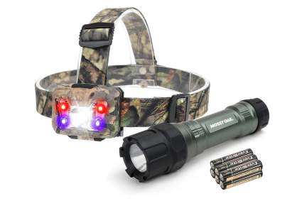 mossy oak hunting headlamp