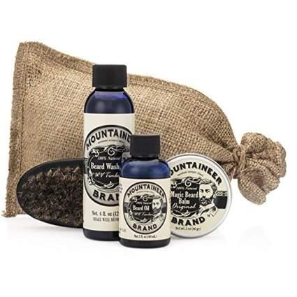 mountaineer brand beard kit