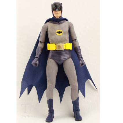 NECA Batman Classic TV Series Adam West Exclusive Action Figure