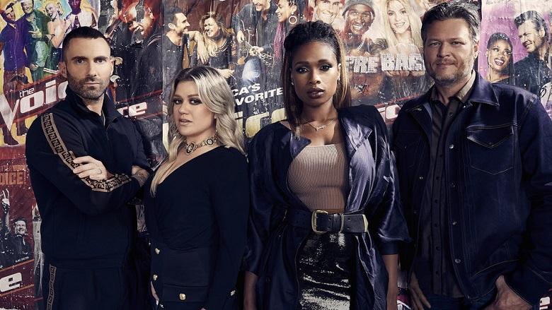The Voice Judges 2018