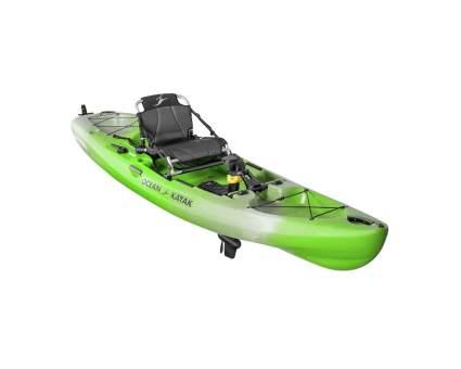 old town malibu pedal kayak
