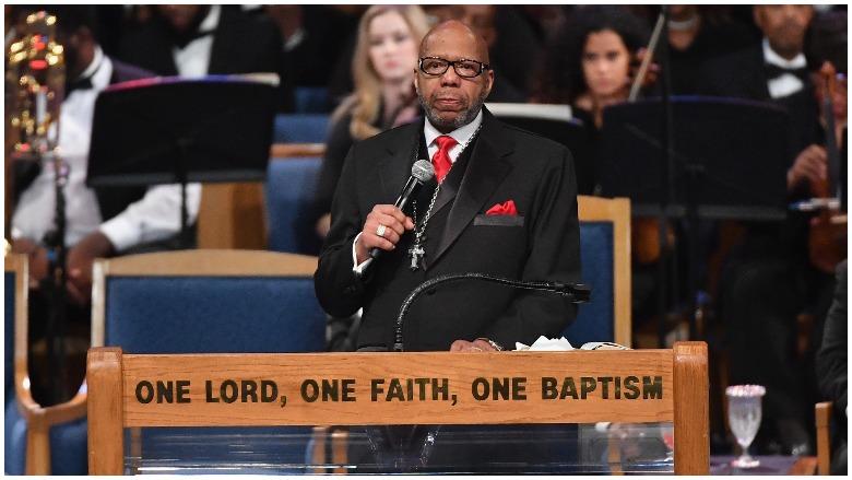 Rev. Jasper Williams Jr, Rev. Jasper Williams Jr Eulogy, Pastor's eulogy offensvie