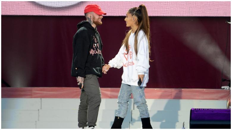 Mac Miller Ariana Grande, Mac Miller Girlfriend
